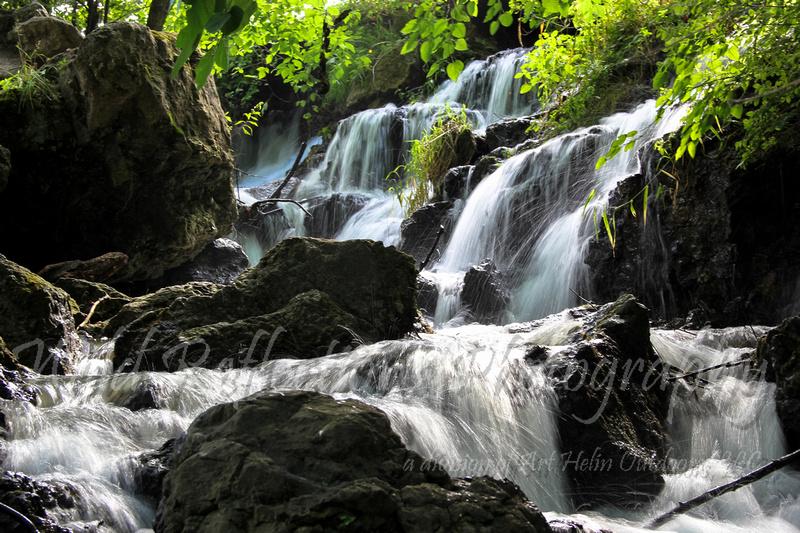 Governor Dodge Waterfall